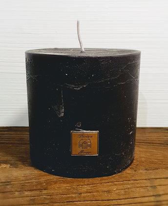 Rivièra Maison Rustic Candle black