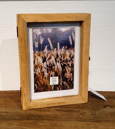 Rivièra Maison Forrester Photo Frame Glass Book