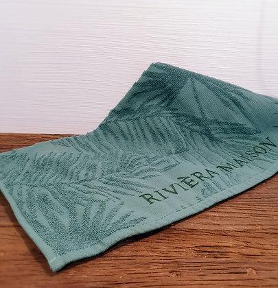 Rivièra Maison Kitchen Towel Oalm Beach green