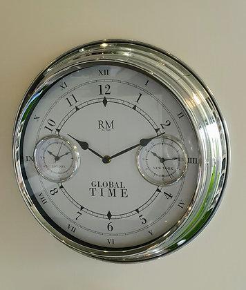 Worlds City Clock M