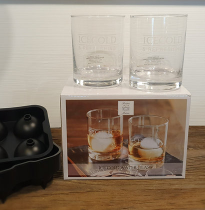 Rivièra Maison Ice Cold Water Glass 2 pcs
