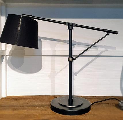 Rivièra Maison Rockefeller Desk Lamp Blck