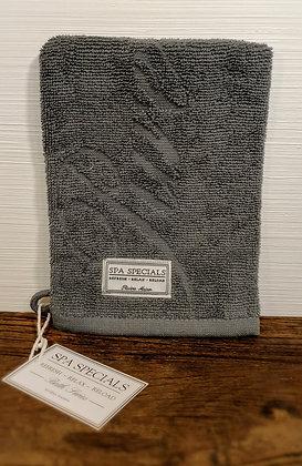 Rivièra Maison Spa Special Wash Cloth anthracite