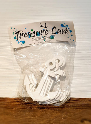 Treasure Cave Anchor Decoration