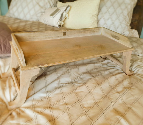 Marina Hills Wooden Mini Table