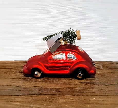 Rivièra Maison Winter Holiday Car Ornament