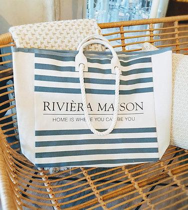 "Rivièra Maison Badetasche ""Stripes Bag"""