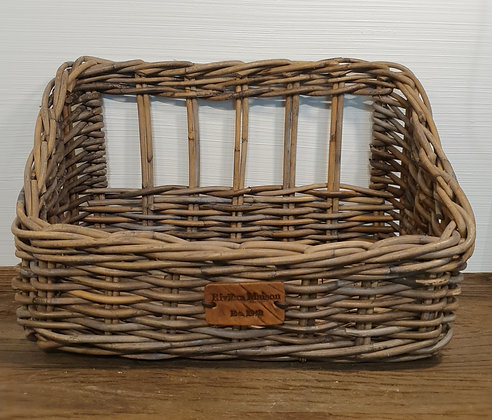 Rivièra Maison Rustic Rattan Market Basket