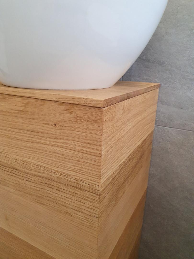 Badmöble-Lack-Öl-geölt-Eiche-Massivholz-