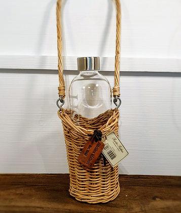 Rivièra Maison Rustic Rattan Bottle Holder