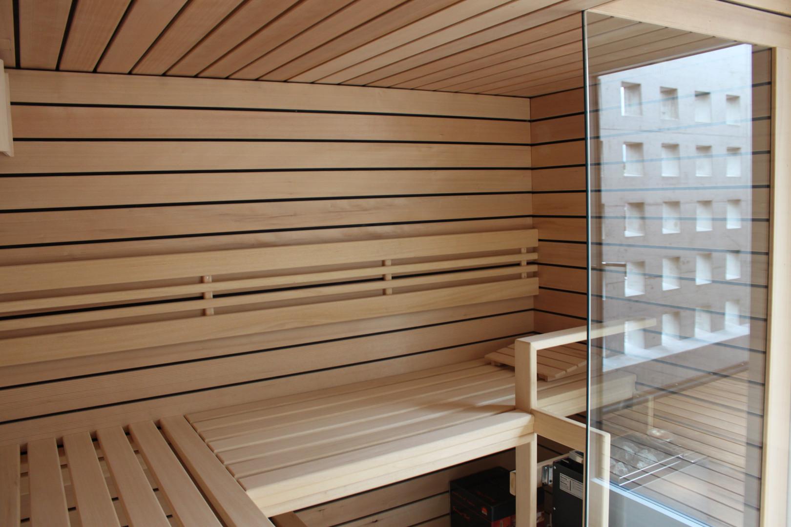 ranz_raumkonzepte_Schreiner_Weil_Lörrach_Basel_Sauna_Schreinersauna_Luxus_Holz_Modern