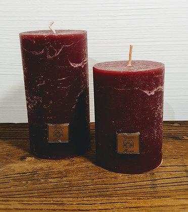 Rivièra Maison Rustic Candle cranberry 7 x13