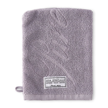 Rivièra Maison Spa Special Wash Cloth taupe