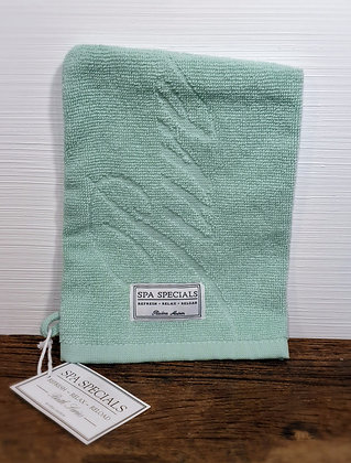 Rivièra Maison Spa Special Wash Cloth jade