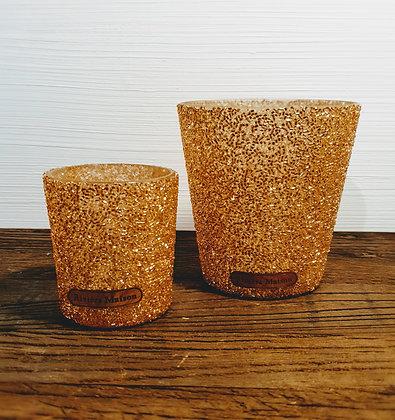 Rivièra Maison Gold Dust SprinkleVotive M