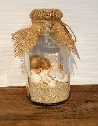 Sandy Shores Summer in a Jar