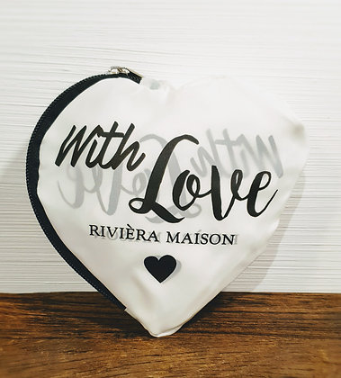 Rivièra Maison Every Day is shopping Day Folding Bag