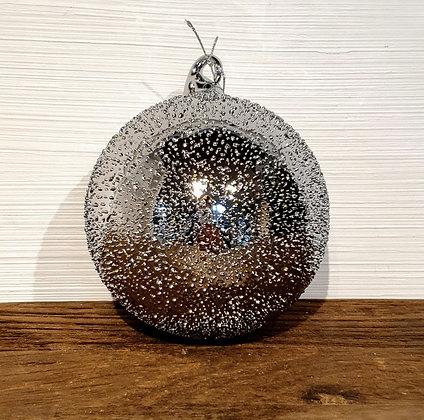 Countryfield Weihnachtskugel, silber