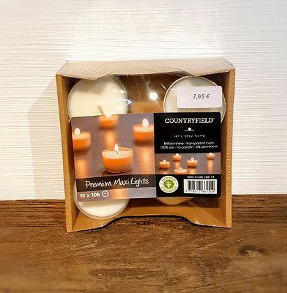 Decostar Teelicht Kerzen