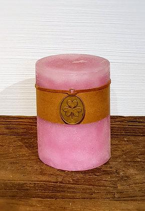 Decostar Kerze pink