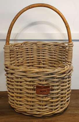 Rivièra Maison Rustic Rattan Strawberry Basket
