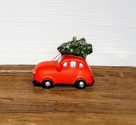Decostar Weihnachtsauto