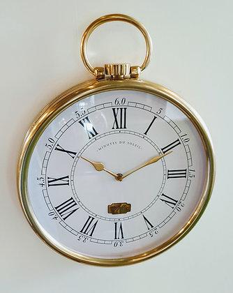 """Rivièra Maison """" Minutes Du Soleil Clock"""""""