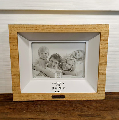 Rivièra Maison Happy Days Photo Frame 18x13