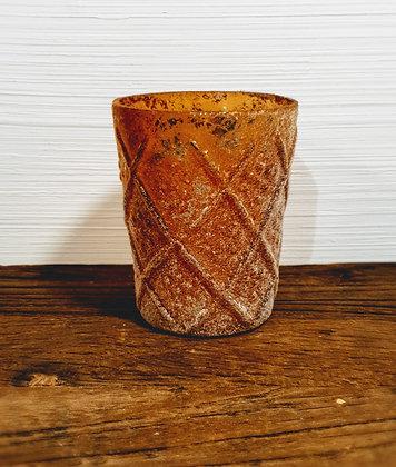 Rivièra Maison Teelichthalter, altrosa/silber
