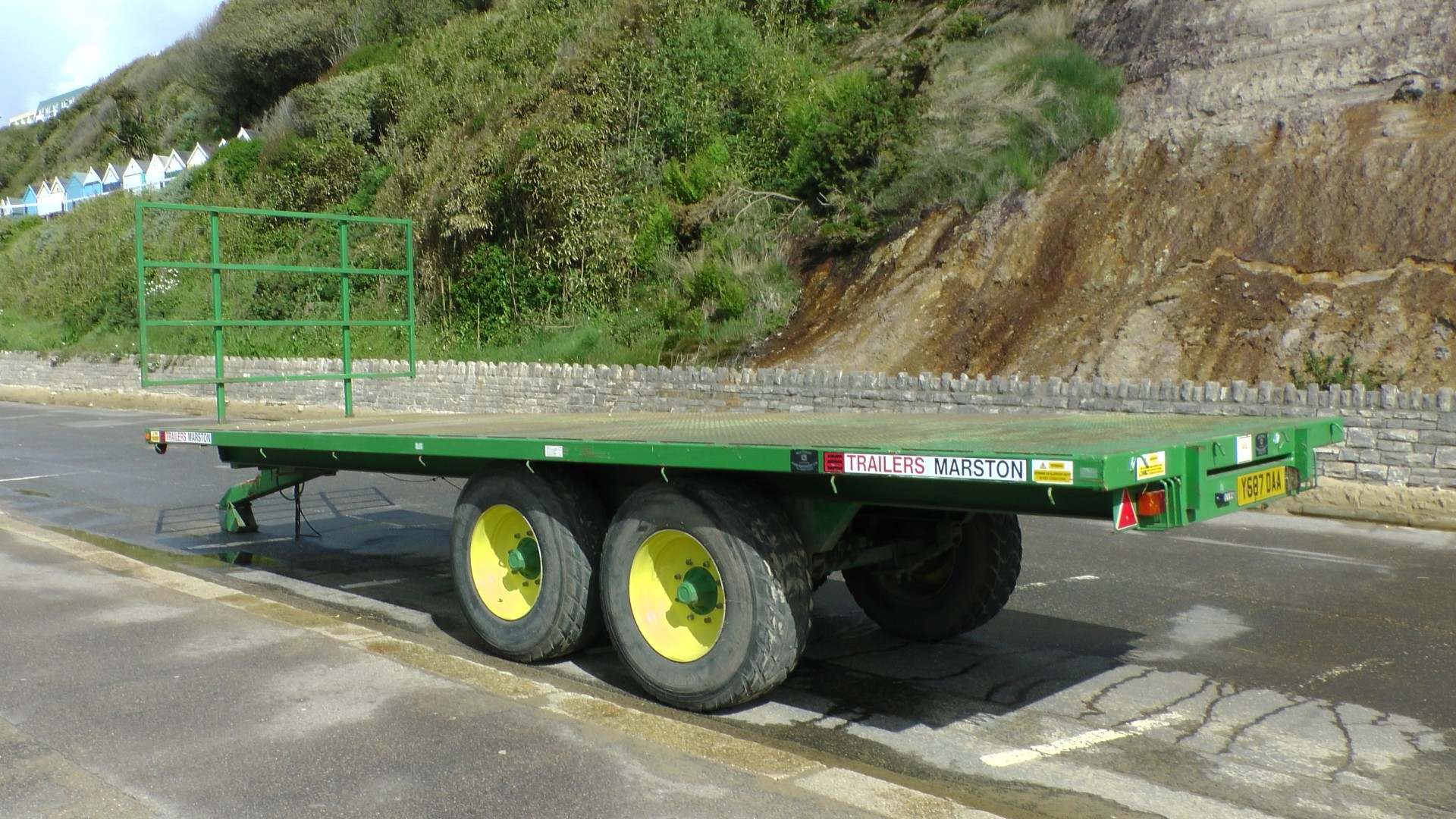 Trailer Delivery