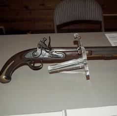 """1805 """"Harpers Ferry"""" Pistol"""