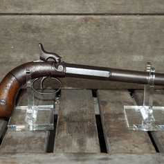 "A Civil War period Boot Pistol by ""Allen & Wheelock"""