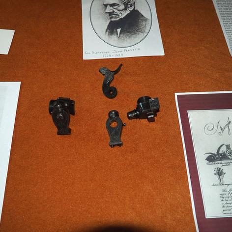 """Forsyth & Co."" Double Gun Parts"