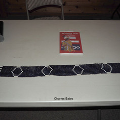 Wampum Belt of the Iroquois