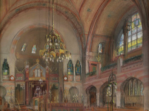 Stille objecten en sprekende verhalen uit onze collectie: Max van der Wissels Synagoge