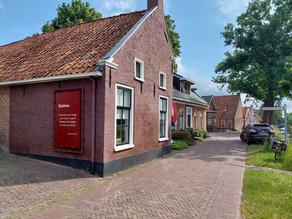 Joods erfgoed in Kapiteinshuis Nieuwe Pekela