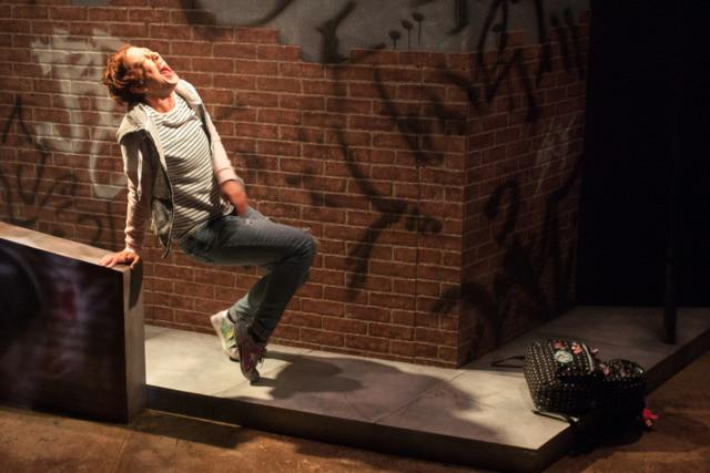 Terri Weagant as Bo-Nita | Photo by Don Daly