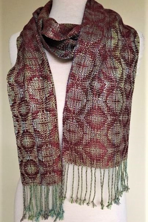 Walk in the Woods Scarf