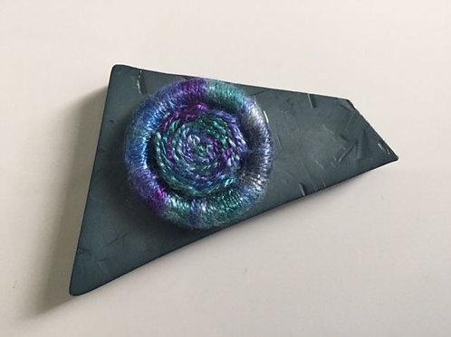 Teals Blue Dorset Magnetic Pin