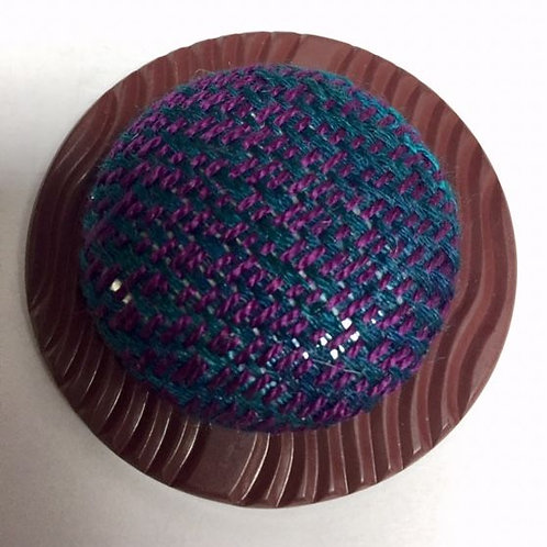 Blue Purple Magnetic Pin
