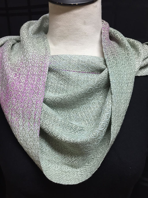 Summer Pastels Cowl