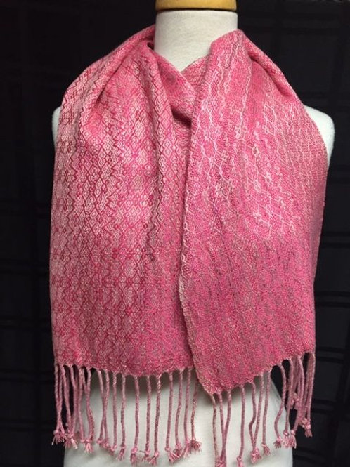 Rose Finch Bright Scarf