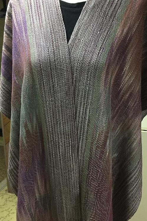 Purple Mocha Ruana