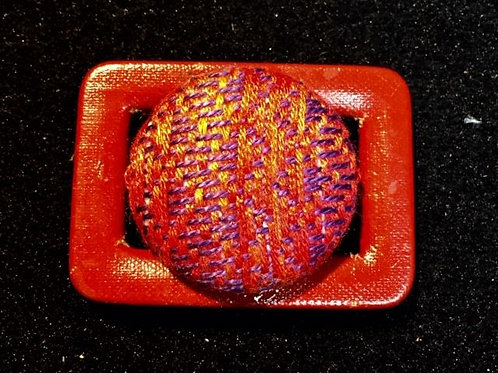 Red Multi Magnetic Pin