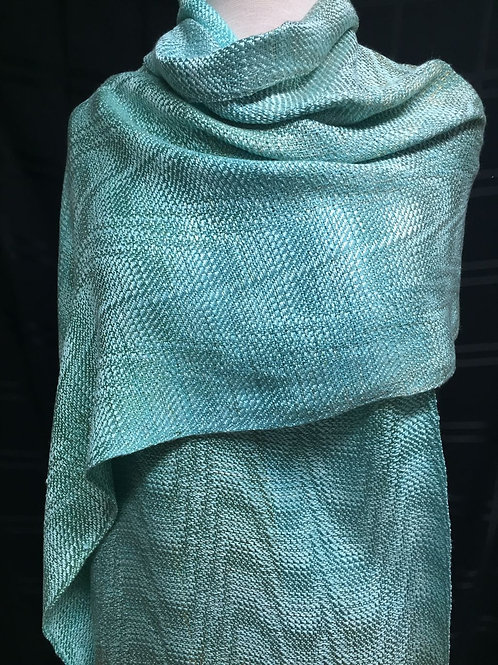 Seaglass and the Beach Shawl