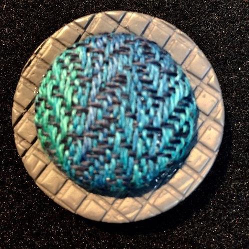 Ocean Blues Magnetic Pin