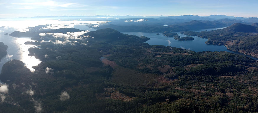 Discovery Islands, BC