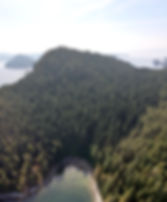 Steam Boat Mountain Read Island