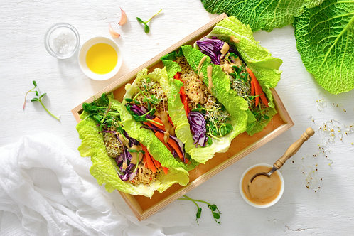 THAI VEGAN WRAP