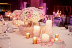 Decadent Floral Setting